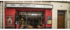 Restaurant La Maffiosa Italien Paris