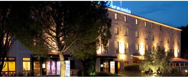 Restaurant Le Restaurant de l'Hôtel Escale Oceania - Aix en Provence
