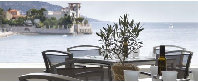 Restaurant Hotel Royal-Riviera - Saint-Jean-Cap-Ferrat