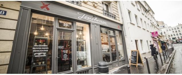 Restaurant Jeroboam - Paris