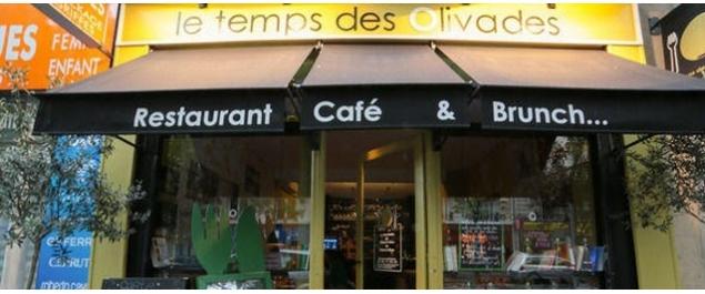 Restaurant Le Temps des Olivades - Paris