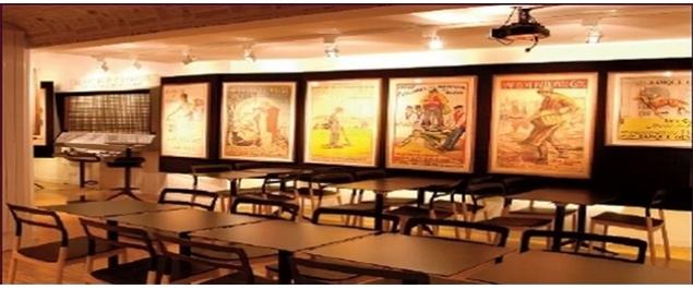 Restaurant Maison de l'épargne - Paris