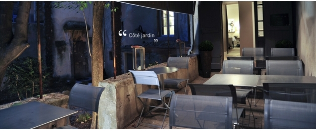 Restaurant Jardin Mazarin - Aix en Provence