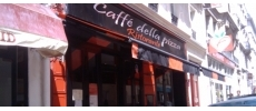 Caffé Della Pizza Traditionnel Paris