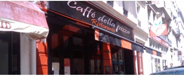 Restaurant Caffé Della Pizza - Paris