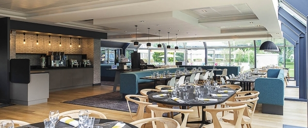 Restaurant Novotel Lille Aeroport - Lesquin
