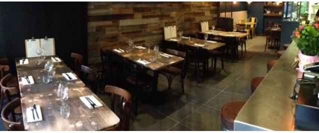Restaurant Le Bistrot du Potager Stalingrad - Lyon