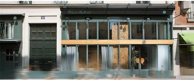 Restaurant Restaurant David Toutain * - Paris