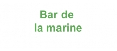 Bar de la marine Traditionnel Compiègne
