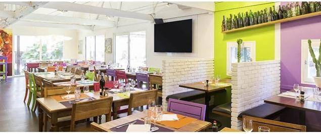 Restaurant Le Comptoir Des Oliviers (Ibis Styles Aix-en-Provence) - Aix-en-Provence