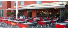 Brasserie de la Mediatheque Traditionnel Montauban