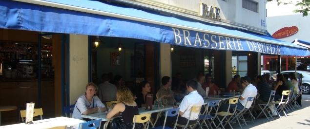 Restaurant Brasserie Deruelle - Lyon