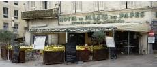 Hôtel Restaurant du Palais des Papes Méditerranéen Avignon