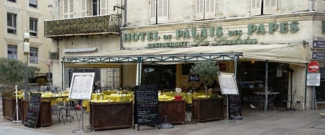 Restaurant Hôtel Restaurant du Palais des Papes - Avignon