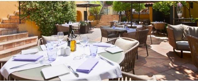 Restaurant Le Patio (Hôtel La Pérouse****) - Nice