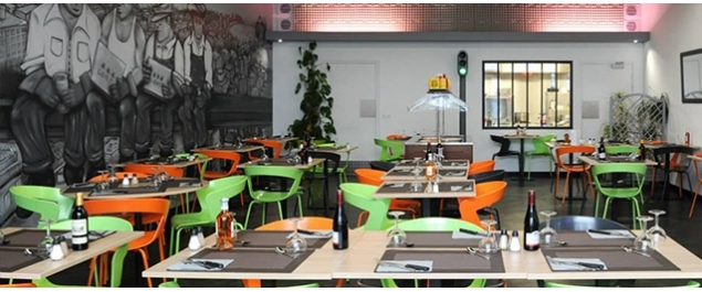 Restaurant L'Atelier du Bel Air - Aytré
