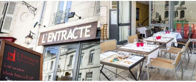 Restaurant L'Entracte - La Rochelle