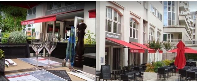 Restaurant Déjeuner sur l'Erdre - Nantes