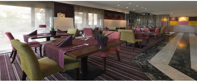 Restaurant Hotel Restaurant Crystal - Erstein