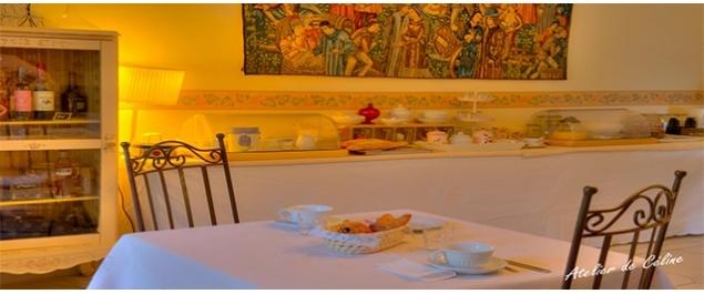 Restaurant Le Restaurant de l'Hôtel Castel du Mont Boisé - Montboucher-sur-Jabron