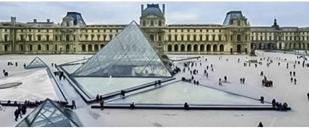 Restaurant Café Grand Louvre - Paris