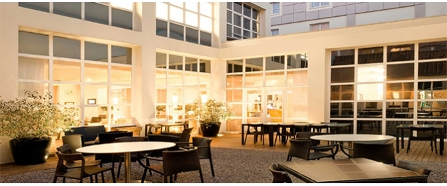 Restaurant Novotel Café (Novotel Lille Centre Grand Place****) - Lille