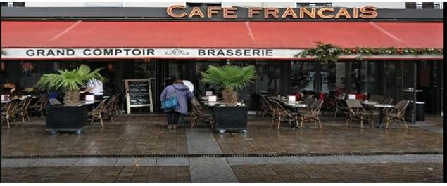 Restaurant Café Français - Issy-les-Moulineaux