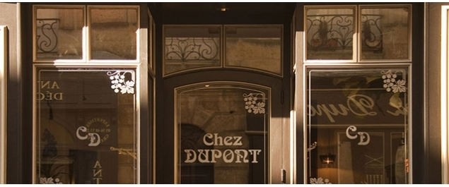 Restaurant Chez Dupont - Bordeaux