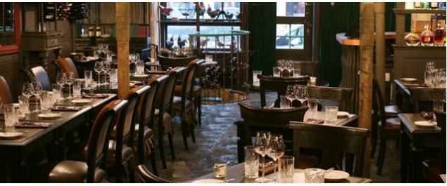 Restaurant L'ancienne Maison Gradelle - Paris