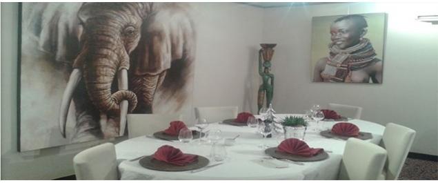 Restaurant La Colonnade - Segre