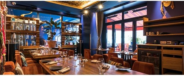 Restaurant Inka (1k Paris Hôtel ****) - Paris
