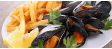 Le Grand Large Poissons et fruits de mer Cassis