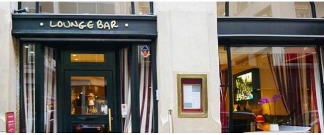 Restaurant Lounge Bar (Hotel California Paris Champs-Élysées****) - Paris