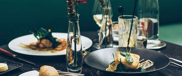Restaurant Le V (Hotel Vernet *****) - Paris