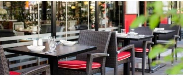 Restaurant La Fayette (Hyatt Regency Etoile) - Paris