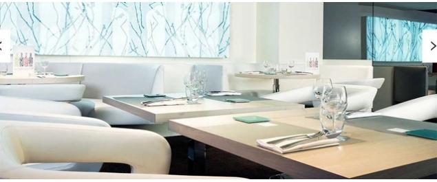 Restaurant K'Fé Lounge (Mercure Bordeaux Centre ****) - Bordeaux