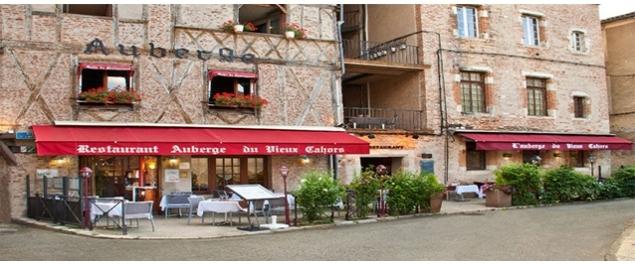 Restaurant L'Auberge du Vieux Cahors - Cahors