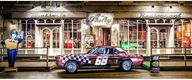Restaurant Le Shelby - St Gervais la Foret