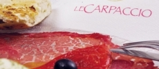 Le Carpaccio Traditionnel Toulouse