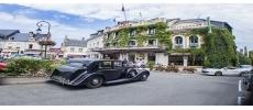 Le Relais de Ronsard (Hôtel de France**) Traditionnel La Chartre-sur-le-Loir
