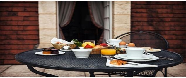 Restaurant Les Fresques (Château des Vigiers) - MONESTIER