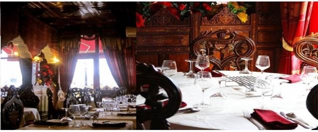 Restaurant Le Shalimar - Lyon