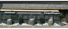 Restaurant Le cabanon de l'écailler Traditionnel Paris