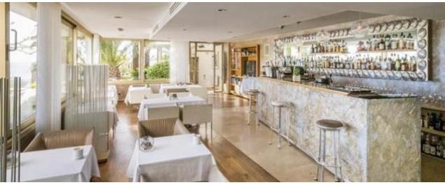 Restaurant Le 1917 Passedat (Hôtel du Petit Nice*****) - Marseille