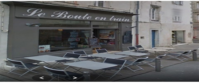 Restaurant Le Bout En Train - La Rochelle
