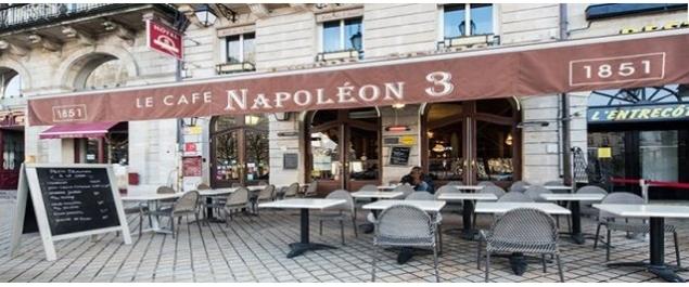 Restaurant Café Napoléon III - Bordeaux