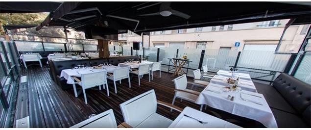 Restaurant Villa Rocca - Marseille