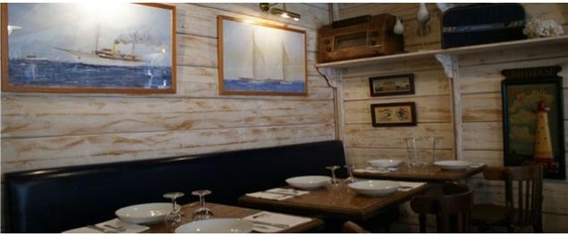 Restaurant La Boîte à Huîtres - Bordeaux