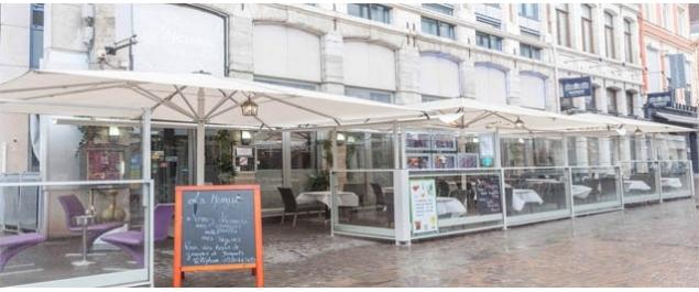 Restaurant La Menara - Lille