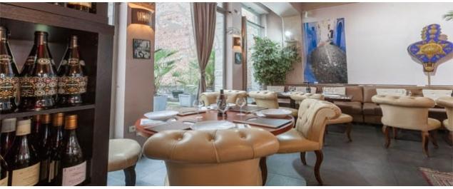 Restaurant Le menara - Lille